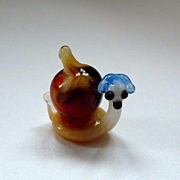 Figurki szklane super mikro